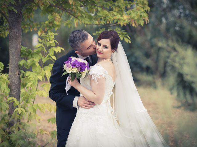 le nozze di Cinzia e Roberto