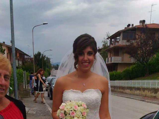 Il matrimonio di Fabrizio e Sara a Castelraimondo, Macerata 1