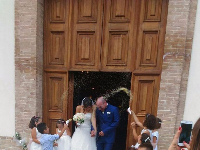 Il matrimonio di Fabrizio e Sara a Castelraimondo, Macerata 2