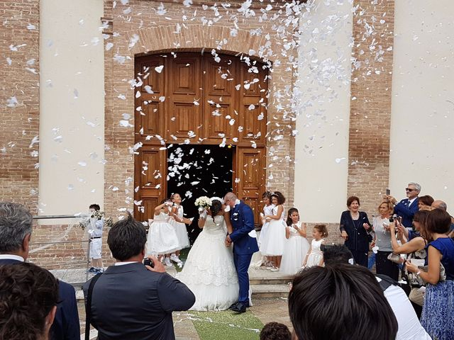 Il matrimonio di Fabrizio e Sara a Castelraimondo, Macerata 3