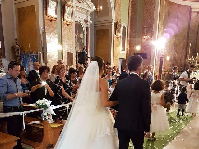 Il matrimonio di Fabrizio e Sara a Castelraimondo, Macerata 6