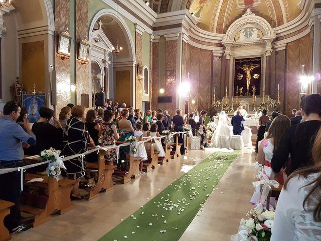 Il matrimonio di Fabrizio e Sara a Castelraimondo, Macerata 7