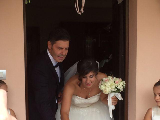 Il matrimonio di Fabrizio e Sara a Castelraimondo, Macerata 16