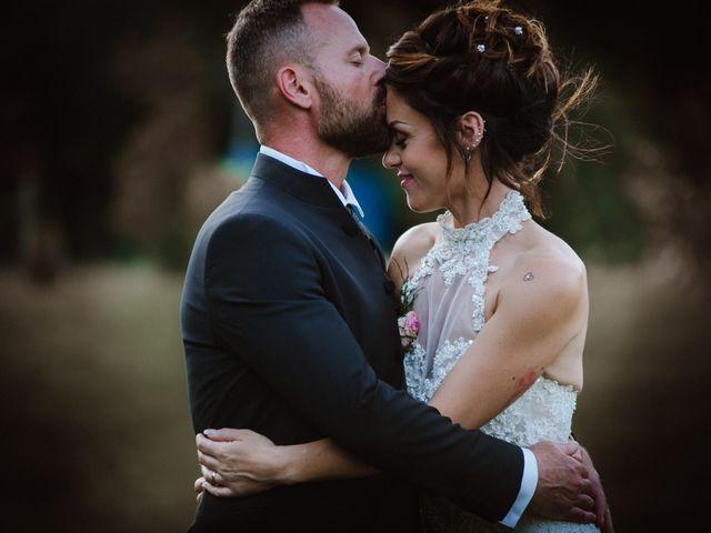 Le nozze di Gabriele e Luana