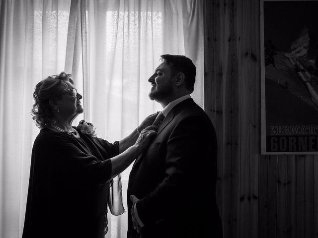 Il matrimonio di Andrea e Valentina a Gressoney-Saint-Jean, Aosta 5