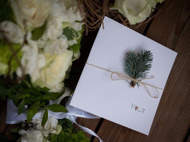 Il matrimonio di Andrea e Valentina a Gressoney-Saint-Jean, Aosta 8