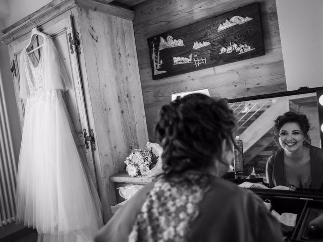 Il matrimonio di Andrea e Valentina a Gressoney-Saint-Jean, Aosta 10