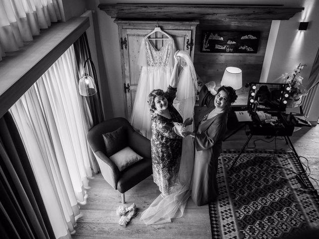 Il matrimonio di Andrea e Valentina a Gressoney-Saint-Jean, Aosta 13