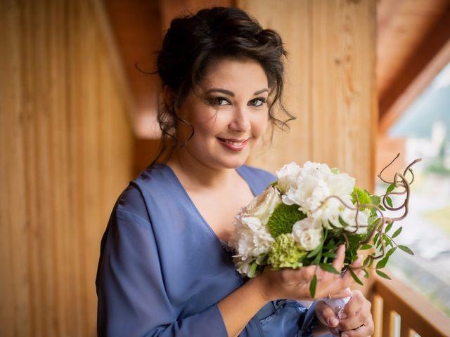 Il matrimonio di Andrea e Valentina a Gressoney-Saint-Jean, Aosta 15