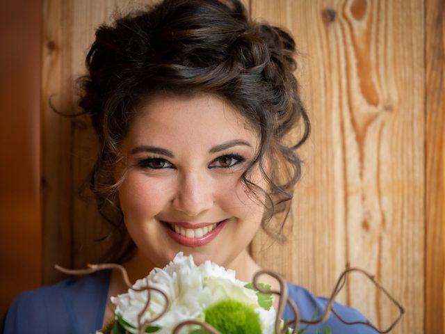 Il matrimonio di Andrea e Valentina a Gressoney-Saint-Jean, Aosta 16