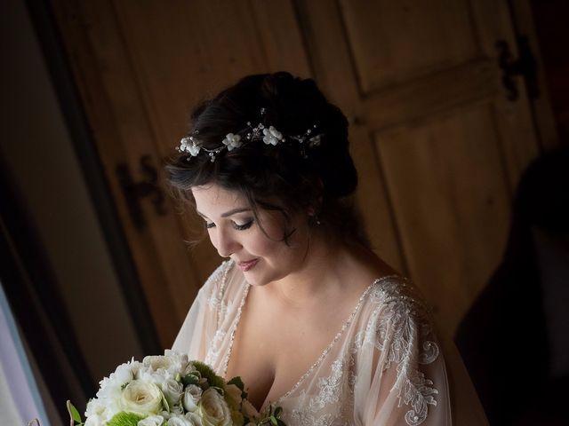 Il matrimonio di Andrea e Valentina a Gressoney-Saint-Jean, Aosta 20