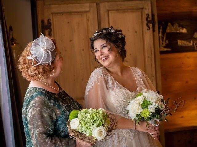 Il matrimonio di Andrea e Valentina a Gressoney-Saint-Jean, Aosta 21