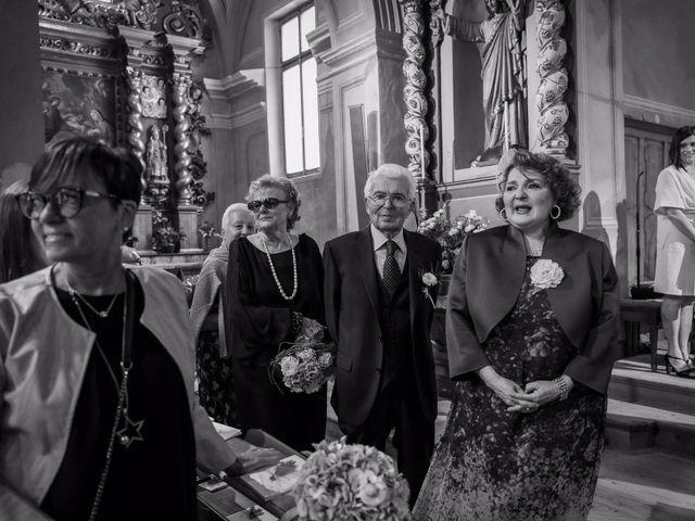 Il matrimonio di Andrea e Valentina a Gressoney-Saint-Jean, Aosta 28