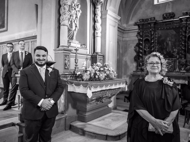 Il matrimonio di Andrea e Valentina a Gressoney-Saint-Jean, Aosta 29