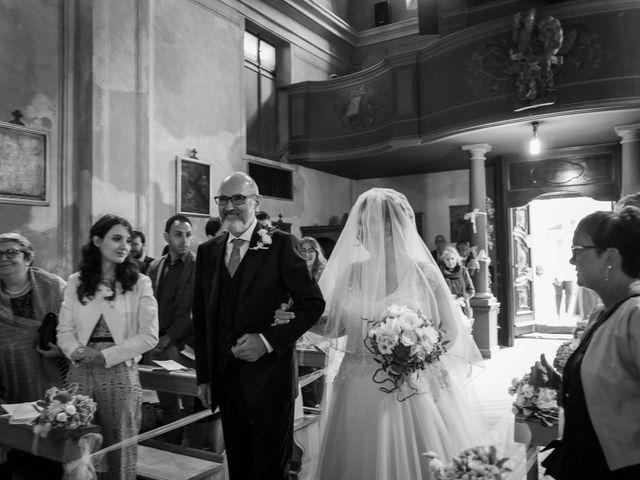 Il matrimonio di Andrea e Valentina a Gressoney-Saint-Jean, Aosta 30