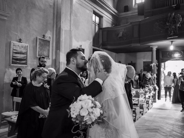 Il matrimonio di Andrea e Valentina a Gressoney-Saint-Jean, Aosta 31