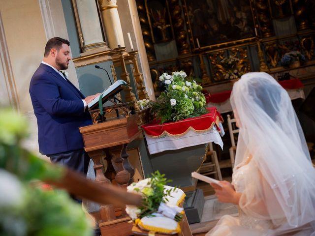 Il matrimonio di Andrea e Valentina a Gressoney-Saint-Jean, Aosta 32