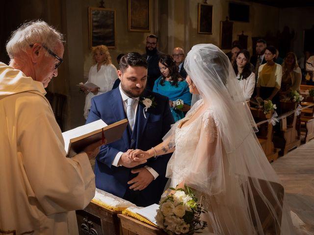 Il matrimonio di Andrea e Valentina a Gressoney-Saint-Jean, Aosta 33
