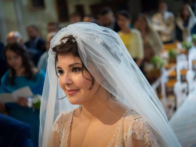 Il matrimonio di Andrea e Valentina a Gressoney-Saint-Jean, Aosta 37