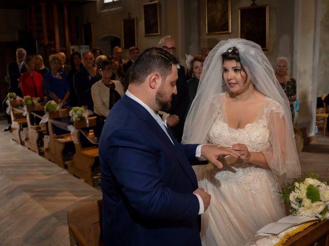 Il matrimonio di Andrea e Valentina a Gressoney-Saint-Jean, Aosta 38