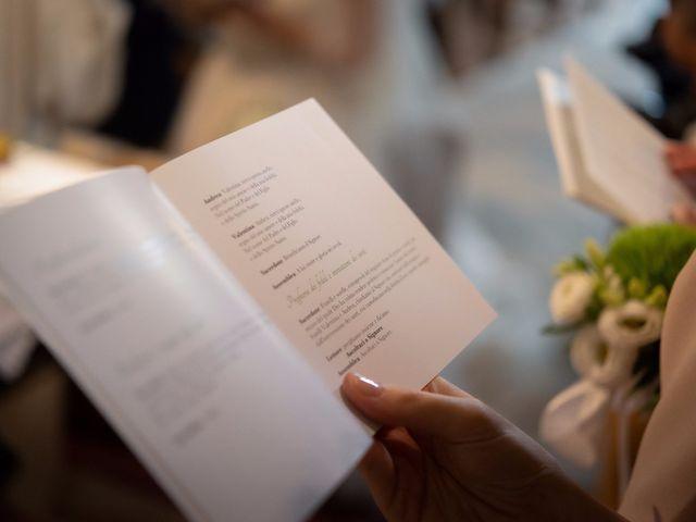 Il matrimonio di Andrea e Valentina a Gressoney-Saint-Jean, Aosta 39