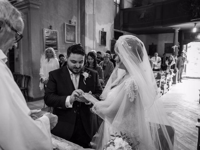 Il matrimonio di Andrea e Valentina a Gressoney-Saint-Jean, Aosta 40