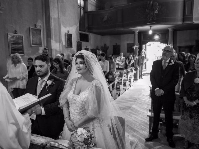Il matrimonio di Andrea e Valentina a Gressoney-Saint-Jean, Aosta 41