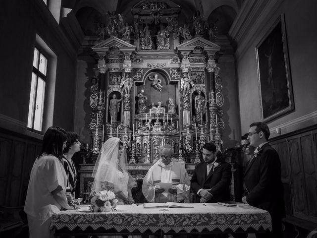 Il matrimonio di Andrea e Valentina a Gressoney-Saint-Jean, Aosta 45