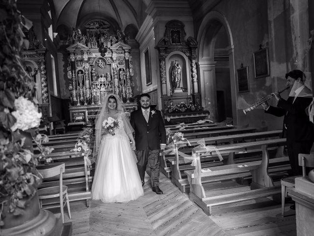 Il matrimonio di Andrea e Valentina a Gressoney-Saint-Jean, Aosta 47