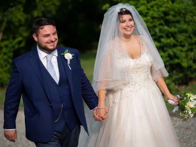 Il matrimonio di Andrea e Valentina a Gressoney-Saint-Jean, Aosta 57