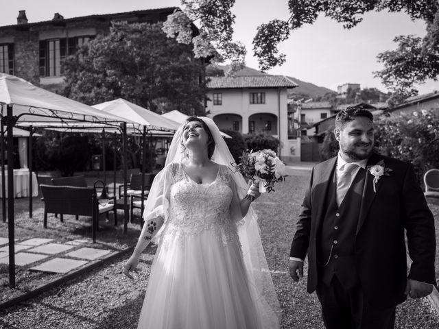 Il matrimonio di Andrea e Valentina a Gressoney-Saint-Jean, Aosta 58