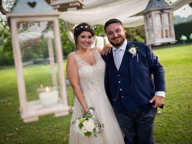 Il matrimonio di Andrea e Valentina a Gressoney-Saint-Jean, Aosta 60