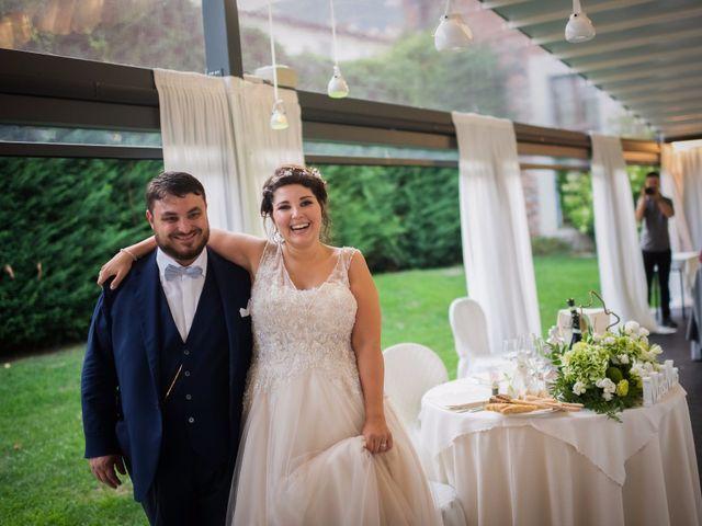 Il matrimonio di Andrea e Valentina a Gressoney-Saint-Jean, Aosta 69