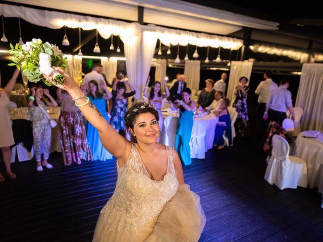 Il matrimonio di Andrea e Valentina a Gressoney-Saint-Jean, Aosta 76