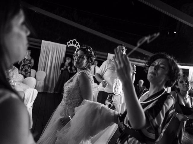Il matrimonio di Andrea e Valentina a Gressoney-Saint-Jean, Aosta 82
