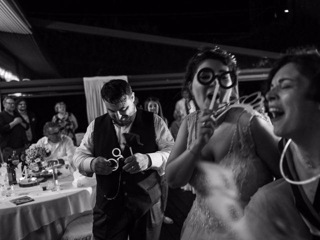 Il matrimonio di Andrea e Valentina a Gressoney-Saint-Jean, Aosta 83