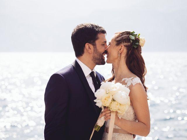 le nozze di Jurga e Luca