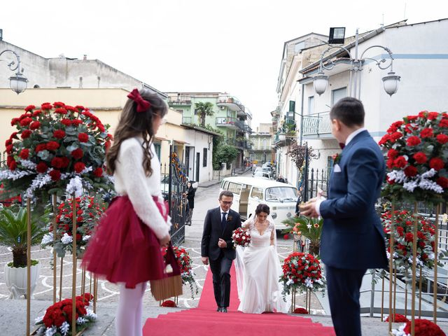 Il matrimonio di Agnese e Carlo a Caserta, Caserta 26