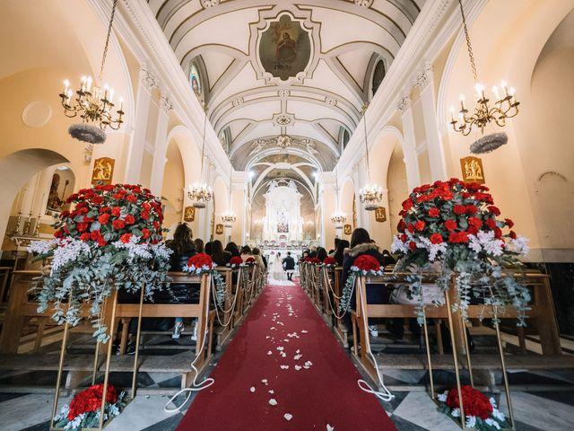 Il matrimonio di Agnese e Carlo a Caserta, Caserta 29