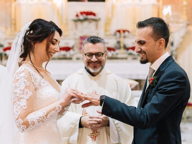 Il matrimonio di Agnese e Carlo a Caserta, Caserta 30