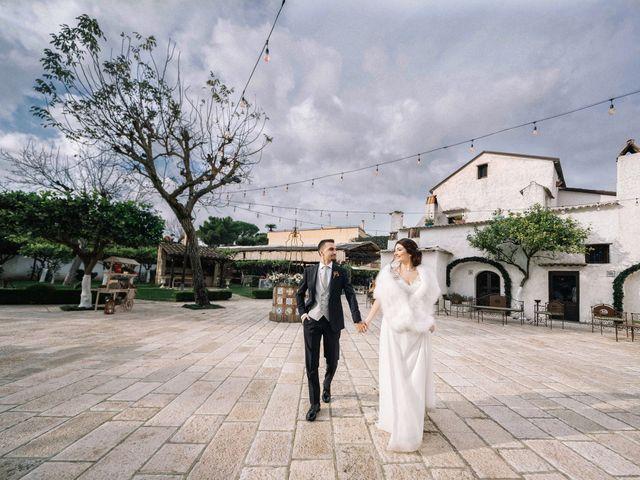 Il matrimonio di Agnese e Carlo a Caserta, Caserta 32