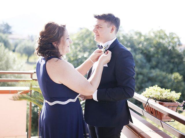 Il matrimonio di Melissa e Aniello a Bellona, Caserta 5