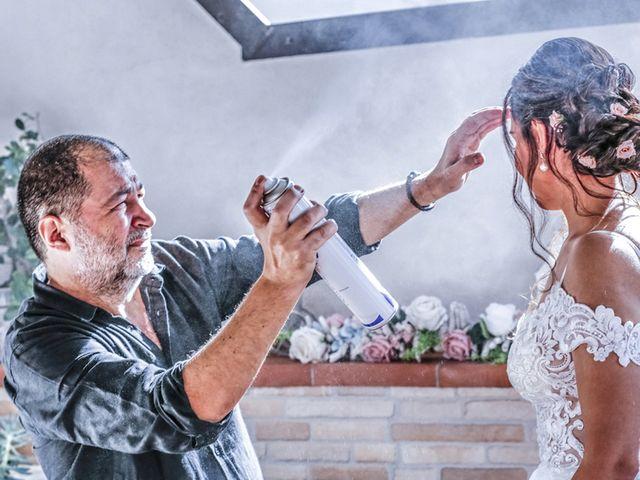Il matrimonio di Melissa e Aniello a Bellona, Caserta 8