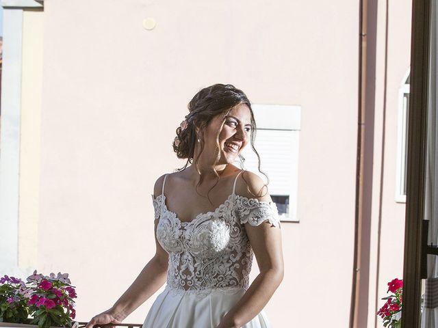 Il matrimonio di Melissa e Aniello a Bellona, Caserta 9