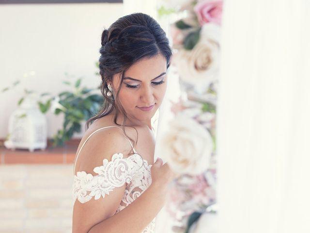Il matrimonio di Melissa e Aniello a Bellona, Caserta 12