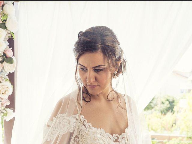 Il matrimonio di Melissa e Aniello a Bellona, Caserta 13
