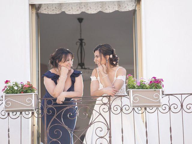 Il matrimonio di Melissa e Aniello a Bellona, Caserta 17