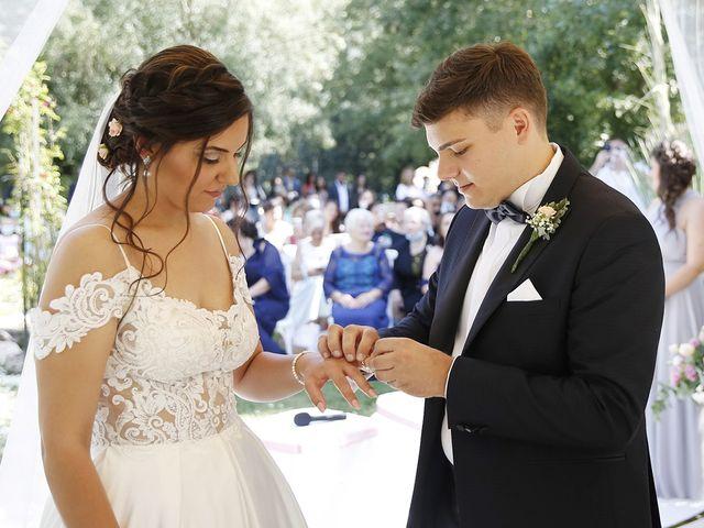 Il matrimonio di Melissa e Aniello a Bellona, Caserta 19