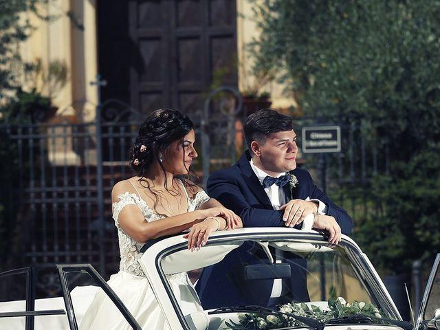 Il matrimonio di Melissa e Aniello a Bellona, Caserta 21