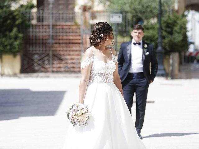 Il matrimonio di Melissa e Aniello a Bellona, Caserta 23